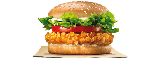 Burger King - Crispy Chicken®